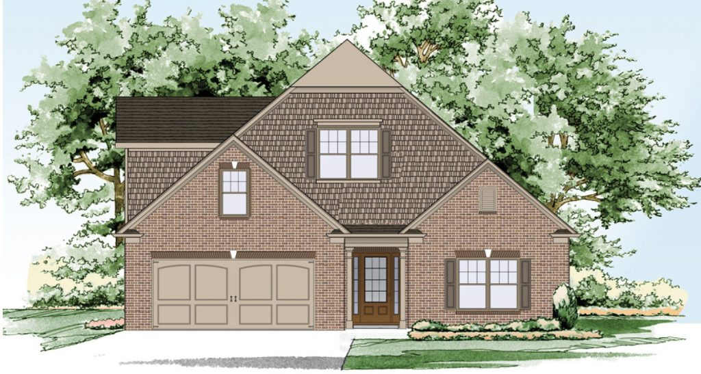 The stetson at madison park for Stetson homes floor plans